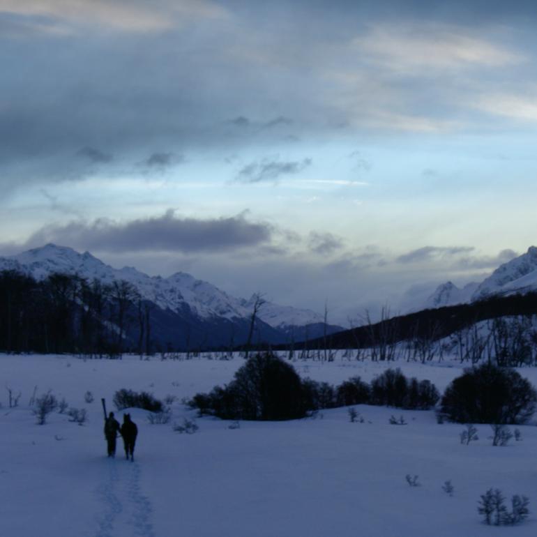 Canon Skijoring
