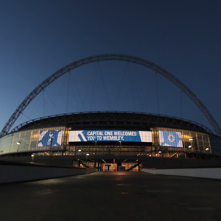 Capital One Wembley